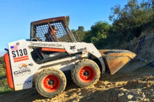 Bobcat for hire