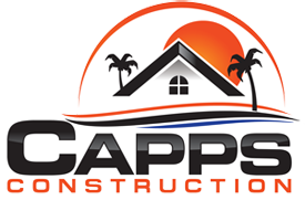 Capps Construction & Concrete logo
