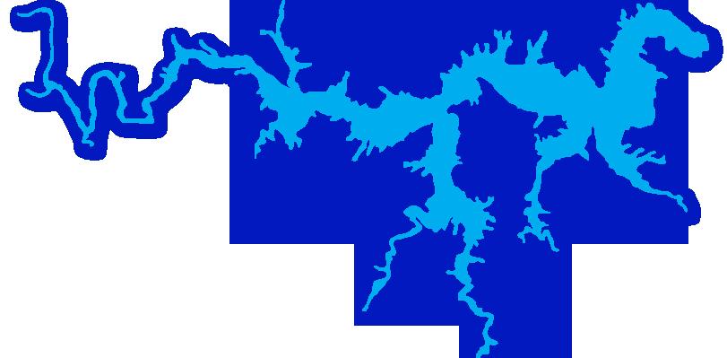 Lake Nacimiento Dragon