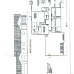 Plan: 2082 square foot custom home, 4 bedroom, 2.5 bath, 3 car garage