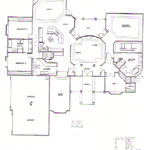Plan: 3375 square foot custom home, 5 bedroom, 4 bath 3 car garage