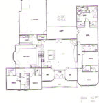 Plan: 3586 square foot custom home, 5 bedroom, 3 bath, 3 car garage