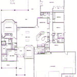 Plan: 3686 square foot custom home, 5 bedroom, 3 bath, 3 car garage