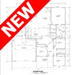 Floor Plan 2132sqft 4bd 3bt