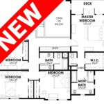 Floor Plan: 2552sqft 4bd 3bt
