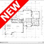 Floor plan thumbnail 2884sqft 4bd 3bt