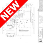 Floor Plan thumbnail: 1903sqft 3 bed 2 bath