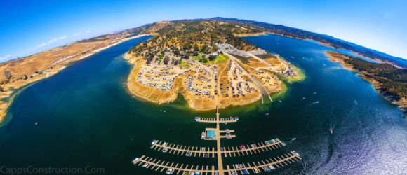 Memorial Day Weekend on Lake Nacimiento