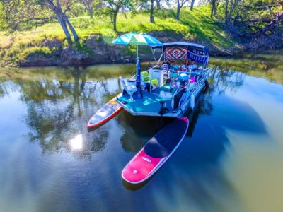 Lake Nacimiento living