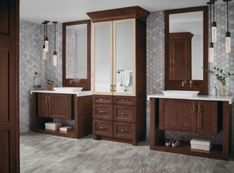 KraftMaid interior 2: Bathroom