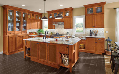 KraftMaid interior 1: Kitchen