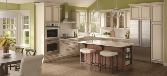 QualityCabinets interiror 3: Kitchen