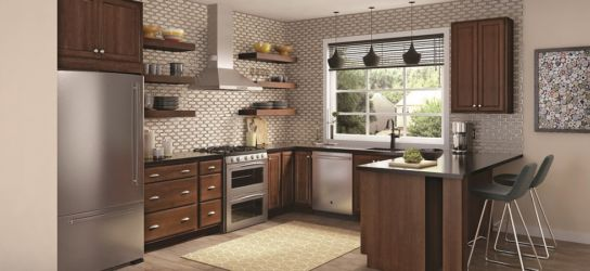 QualityCabinets interiror 1: Kitchen